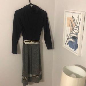 Dresses & Skirts - Mid-1970s Vintage dress with original belt.